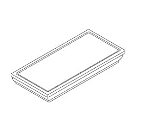 Kohler 1052862 0 Replacement Part Toilet Tank Covers