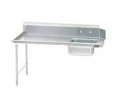 Advance Tabco DTS-S70-84L Dishtable, Soil Straight Design, Left to Right Operation 83
