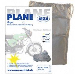 MZA Meyer-Zweiradtechnik 10169A Abdeckplane, Faltgarage, Plane fü rs Moped - 189 x 88 x 120 cm
