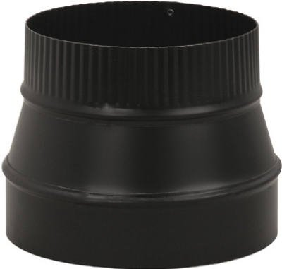 Imperial Manufacturing Group BM0080 7'' X 6'' Black Matte Reducer