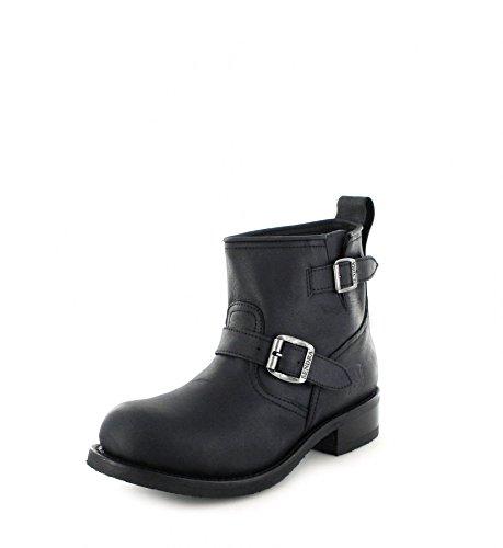 Boots Adult Black Unisex Sendra Biker Negro 11973 1d7OZWEqZw