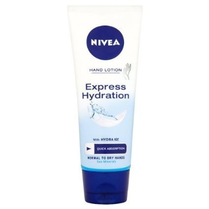 Nivea Express Hydration - Fast Absorbing Hand Lotion - For N