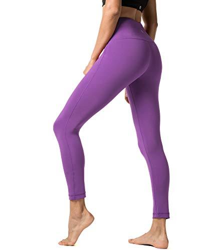 LAPASA Yoga Pants for Women Squat-Proof Sports Leggings High Waist L01 -