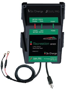 DUAL PRO Dual Pro RealPRO Series Battery Charger - 6A - 1-Bank - 12V / RS1 /