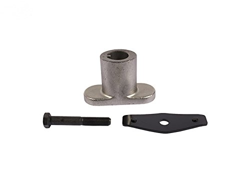 Rotary 15020 Blade Adapter Kit includes adapter, hex bolt & support washer