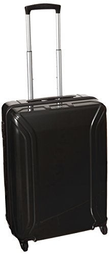 zero-halliburton-air-ii-23-inch-4-wheel-sinner-travel-case-black-one-size