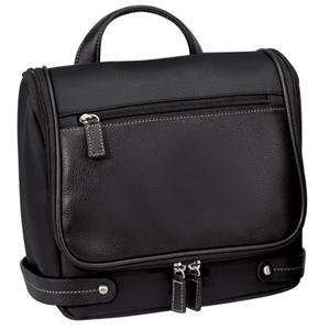 Superdeals Store The Angeleno Toiletry Case, Bellino, Black by Superdeals Store