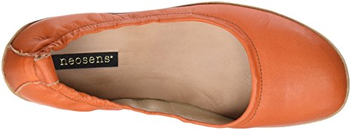 Neosens S654 Suave Carrot/DOZAL, Mary Janes Femme Orange (Carrot)