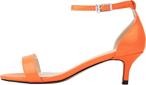 Orange Cfp Cfp Peep toe Donna Peep UXdgqxd