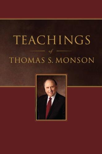 Teachings of Thomas S. Monson
