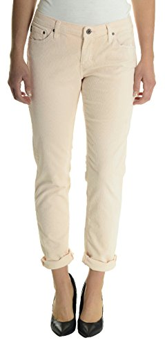 AG Adriano Goldschmied Women's The Stilt Corduroy Legging in Blush, 31