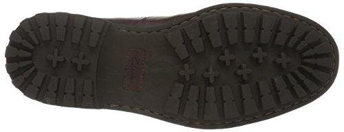 Clarks Montacute Duke, Botines para Hombre Marrón (Chestnut Leather)
