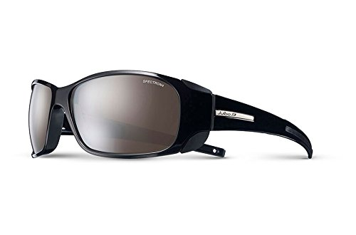 Julbo Montebianco Mountain Sunglass, Spectron 4 Lens, Black/Black from Julbo