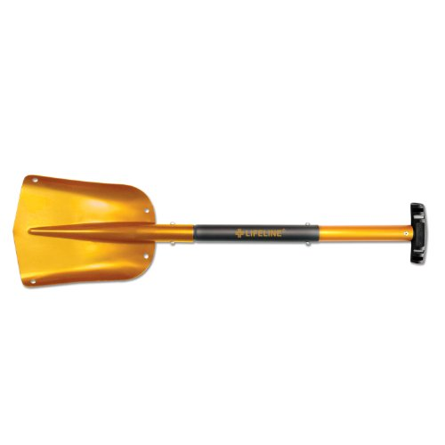 Price comparison product image AAA 4002 Gold Aluminum Sport Utility Shovel