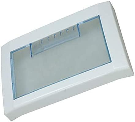 Spares2go - Funda para cajón delantero para nevera congelador ...