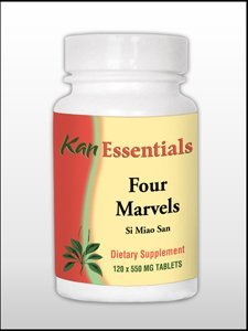 Four Marvels - 120 Tablets by Kan Herbs (Tablets 120 Dog)