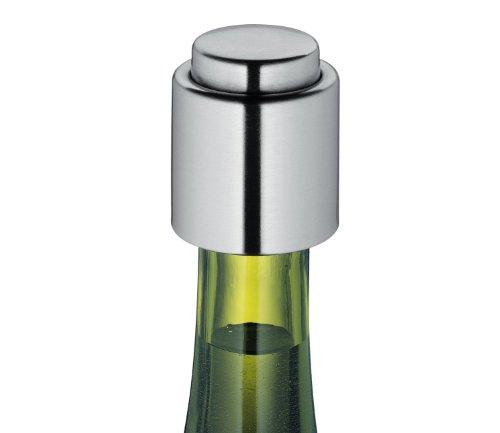 - Cilio 18/10 Stainless Steel Wine Sealer