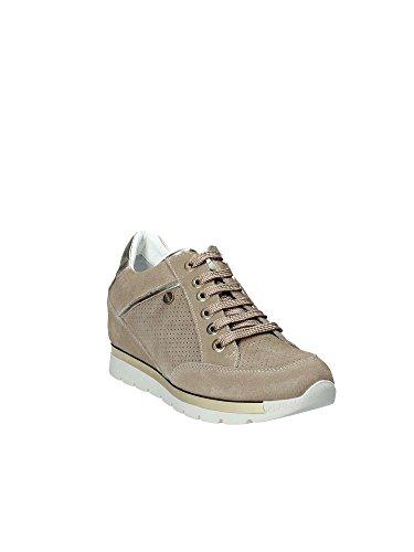 Beige Keys 5551 5551 Sneakers Beige Donna Keys Sneakers Donna w8fqgn