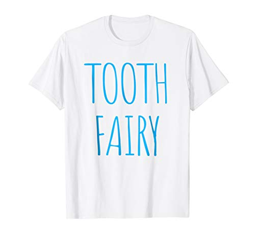 Tooth Fairy Shirt Dentist Halloween Tooth Fairy Costume -