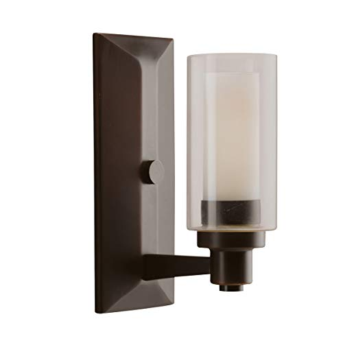 Wall Sconces 1 Light Fixtures with Olde Bronze Finish Medium Bulb Type 5