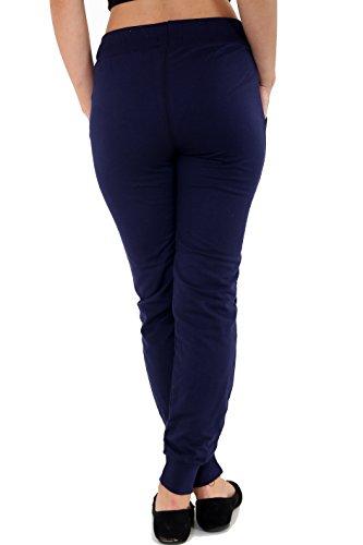 ROCKBERRY - Pantalón deportivo - para mujer azul marino