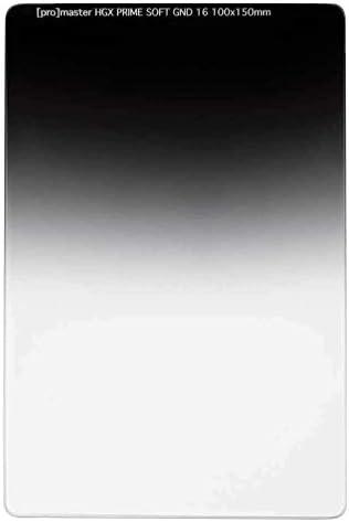 ProMaster HGX プライム 100x150mm ソフト グラデュエーション ニュートラル デンシティー フィルター GND16X (1.2)
