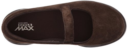 Go Step Mary chocolate Janes Brown Femme Lite Skechers 4qFpx