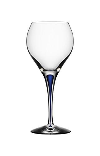 Orrefors Intermezzo Blue 6 Ounce Sweet Wine (Orrefors Glass Sherry Glass)