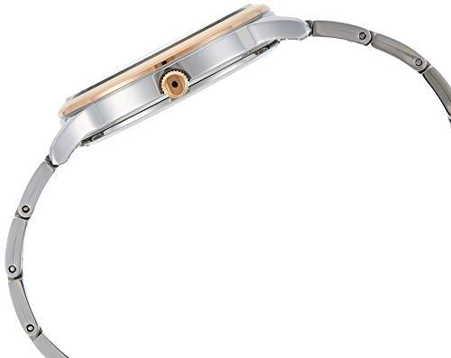 Seiko kvarts herrklocka rostfritt stål med metallband SGEH90P1