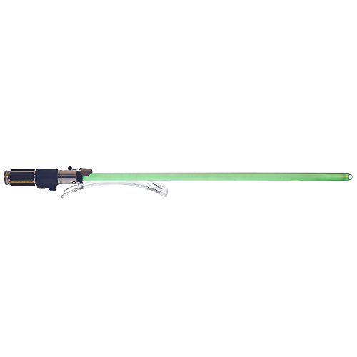 Star Wars The Black Series Yoda Force FX Lightsaber ()