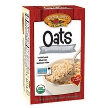 Organic Quick Cook Steel Cut Instant Oatmeal 1.4 Ounce 8 per pack (Case of ()