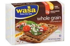 Wholegrain Crispbread (12-9.2 OZ) Wholegrain Crispbread