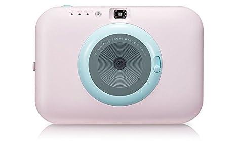 LG Pocket Photo PC389P - Cámara Impresora 2 en 1 de 5 M ...