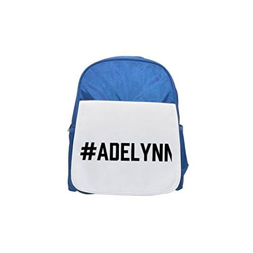# Adelynn Printed Kid 's blue Backpack, cute Backpacks, cute small Backpacks, cute Black Backpack, Cool Black Backpack, Fashion Backpacks, Large Fashion Backpacks, Black Fashion Backpack
