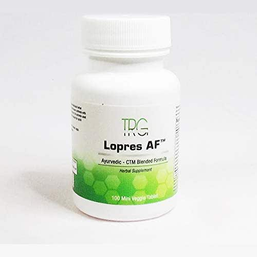 Lopres AF – This Doctor Developed BP TCM Formula has Been Successfully Used by Millions Around The World for Over 20 Years. Perfect Alternative to Western BP Medicine. Recommend by Leading ND's