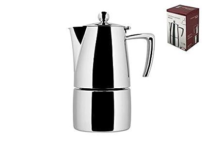 Amazon.com: Ilsa SLANCIO Espresso coffee maker 4cups (sheen ...