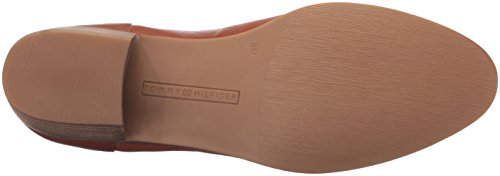 Brown Boot Randall Women's Hilfiger Ankle Tommy q4PxwIEXvw