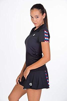 a40grados Sport & Style, Falda Fantastica, Mujer, Tenis y Padel (Paddle)