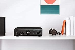 silber Denon PMA-600NE Vollverst/ärker mit 70W pro Kanal und Bluetooth