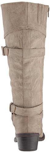 Women's Easy embossed Kelsa Boot Street taupe Harness v5w5rP7q