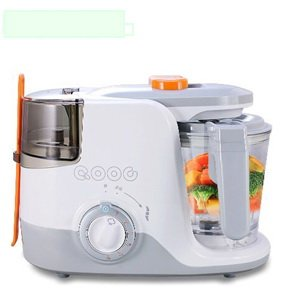 Qooc Q5-1 Baby Food Steamer and Blender