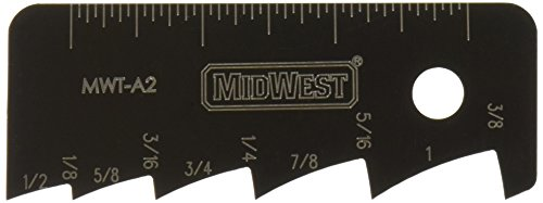 Fast Tool (Midwest Tool and Cutlery MWT-A2 Scribe Mark & Measure Tool)