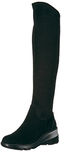 Jambu Women's Kendra Water Resistant Slouch Boot, Black, 10 M US by Jambu