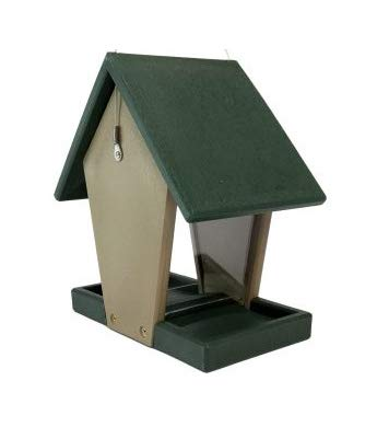 (Songbird Essentials Recycled Plastic Large Bird Hopper)
