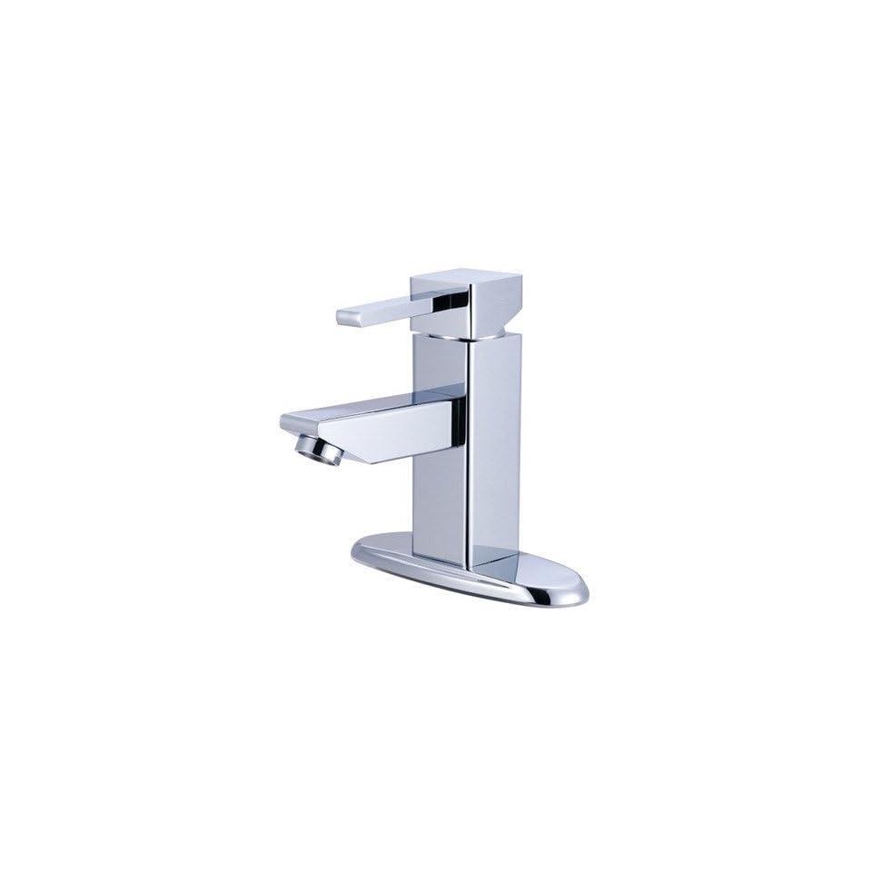 Elements of Design ES8448DL Single Handle Centerset Faucet