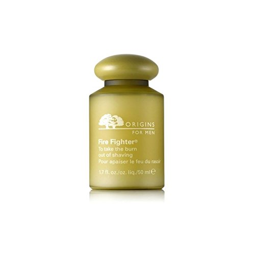 Origins Fire Fighter Post Shave Soother 50ml (Pack of 4) by Origins