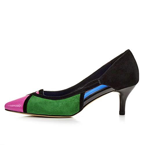 Green Compensées Apl11349 Femme Sandales Balamasa 0FRqvq