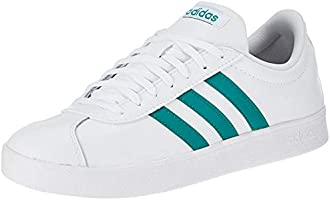 Up to 50% off adidas shoes and slides.
