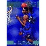 1997 Fleer Rookie Sensations #7 Tracy McGrady Near Mint/Mint
