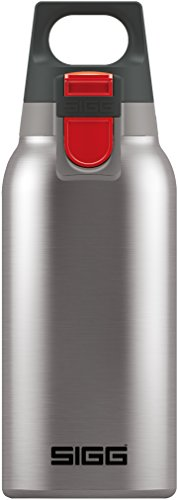 Sigg Unisexs Screw Top Drinking Bottle White Small//0.3 Litre